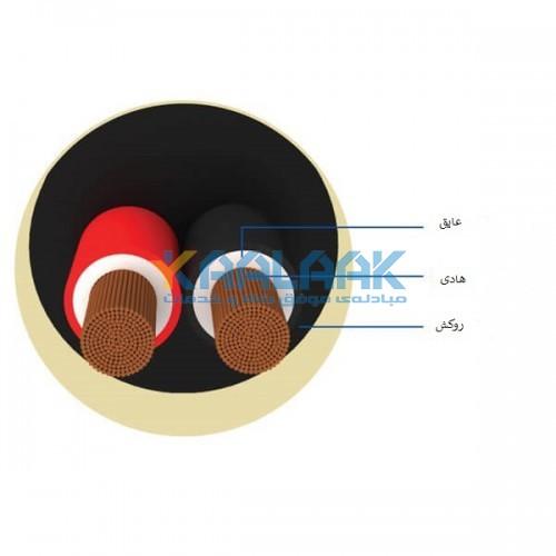 کابل ابزار دقیق RE-2Y(st)2Y